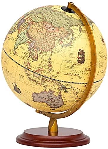 Globen für Kinder, beleuchtete Weltkugellampe - 2-in-1-geografische...