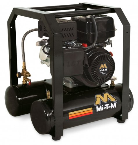 Lowest Price! Mi-T-M AM1-HM04-05M  Hand Carry Air Compressor, 5-Gallon, Single Stage with Gasoline