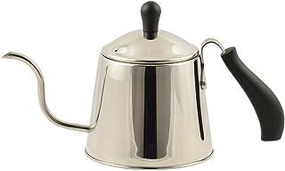 パール金属 コーヒー ドリップ ポット ケトル 1.1L IH対応 ステンレス製 ファントゥメイク HB-2922
