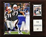 C & I Collectables NFL Rob Gronkowski New England Patriots Spieler Plaque -
