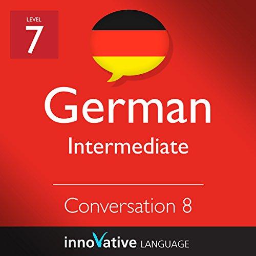 Intermediate Conversation #8, Volume 2 (German) audiobook cover art