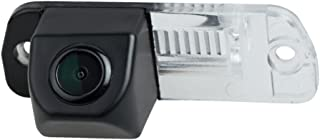 Misayaee Rear View Back Up Reverse Parking Camera in License Plate Lighting Night Version (NTSC) for Mercedes Benz GL450/R300L/R350L/R350/R280 (W251) CDI/CLS300