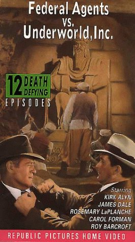 Federal Agents vs. Underworld, Inc. [USA] [VHS]