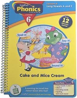 LeapPad: Phonics 6 - Cake and Mice Cream