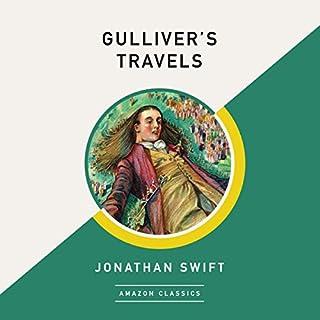 Gulliver's Travels (AmazonClassics Edition)                   Autor:                                                                                                                                 Jonathan Swift                               Sprecher:                                                                                                                                 Michael Page                      Spieldauer: 9 Std. und 54 Min.     1 Bewertung     Gesamt 5,0
