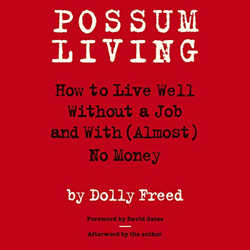 Possum Living audiobook cover art