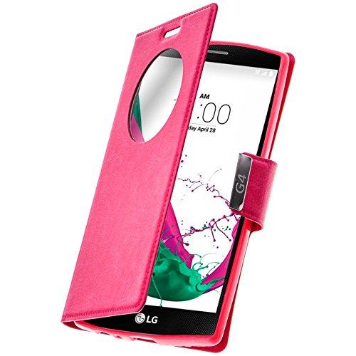 LG Quick Circle Carcasa para G4 - Rosa