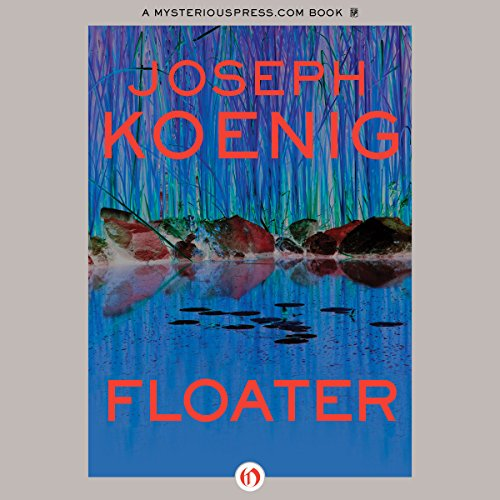 Floater audiobook cover art