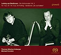Beethoven: Violin Sonatas Vol