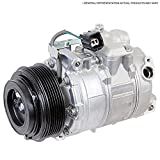 AC Compressor & A/C Clutch For Saab 9000 1991 1992 1993 Replaces Sanden SD709 7496 - BuyAutoParts 60-01284RC Remanufactured