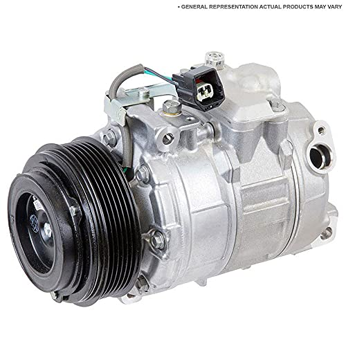 For Honda Civic del Sol CR-V Civic Reman AC Compressor & A/C Clutch - BuyAutoParts 60-01457RC Remanufactured