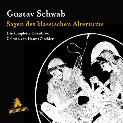 Sagen des klassischen Altertums audiobook cover art