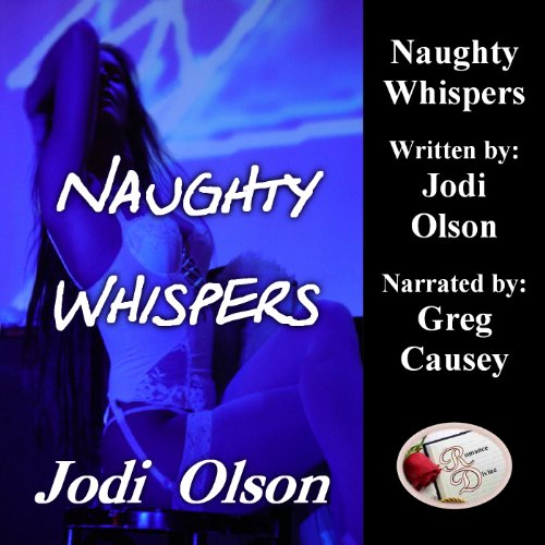 Naughty Whispers audiobook cover art
