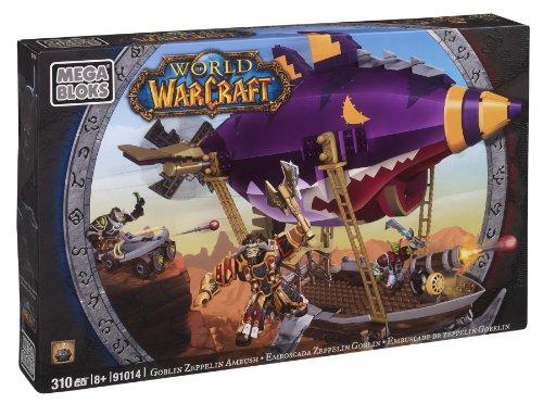 Mega Bloks 91014 - World Of Warcraft - Zepplin Goblin