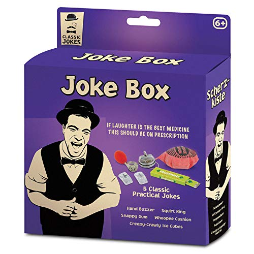 Party Occasion Adults Classic Jokes Range Bumper Box Of Tricks Pranks Toy