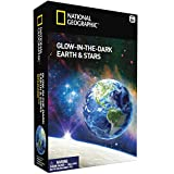 National Geographic Glow in The Dark Earth und Sterne – Platz Motto Wand Dekorationen -
