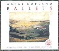 Great Copland Ballets
