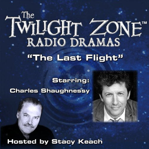 The Last Flight audiobook cover art