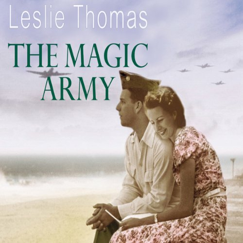 The Magic Army audiobook cover art