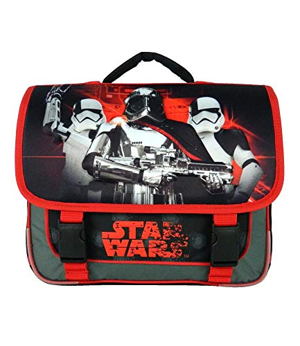 Bagtrotter Cartable Scolaire Disney Star Wars Noir Et...