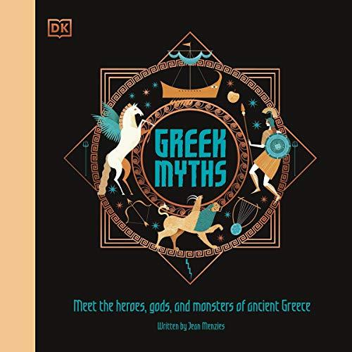 Greek Myths Titelbild