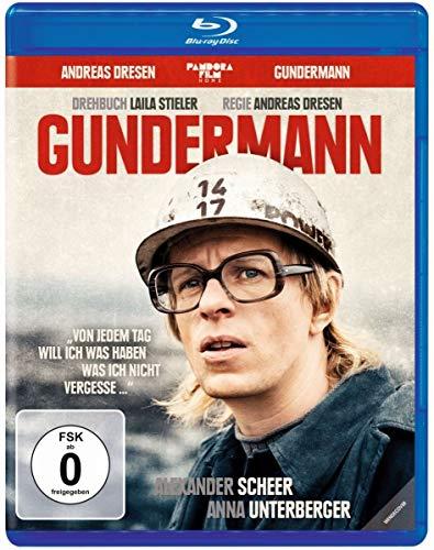 Gundermann [Blu-ray]