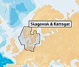 Navionics Plus 45XG Skagerrak y Kattegat SD/MSD