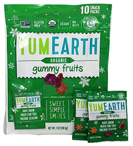 YUMEARTH Holiday Fruit Gummies 1984 GR