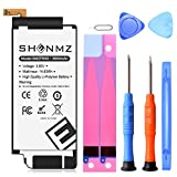 Motorola Droid Turbo 2 Battery, SHENMZ (Upgraded) 3800mAh Rechargeable Battery FB55 SNN5958A Replacement for Motorola Droid Turbo 2 XT1585 Moto X Force with Repair Tool Kit
