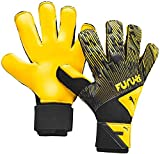 Puma Future Grip 5.2 SGC Guantes de Portero, Adultos Unisex, Ultra Yellow Black White (Amarillo), 8