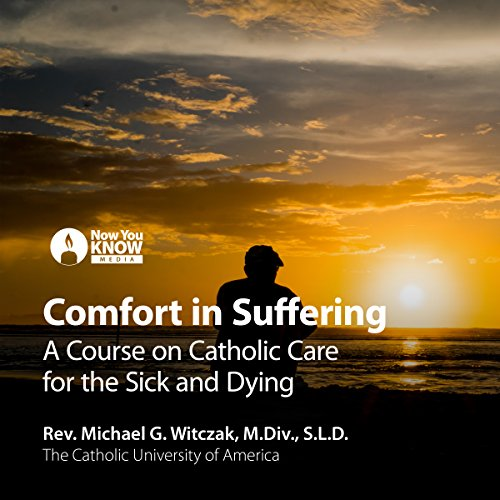 Comfort in Suffering audiobook cover art