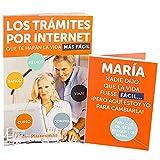 Guía para hacer gestiones y comprar online: 'Los trámites por Internet que te harán la vida más fácil', con tarjeta personalizada