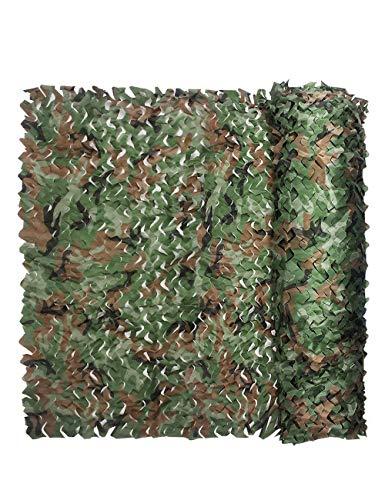 WZHCAMOUFLAGENET Dschungel-Modus Tarnnetz Outdoor-Campingzelt Markise Oxford Camouflage Multi-Size Optional (größe : 2 * 3m)
