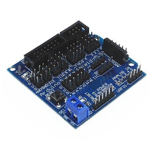 Scheda espansione sensori expansion Sensor Shield V5.0 (arduino-compatibile) UNO REV3 MEGA 2560