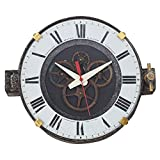 Pendulux, Chicago Factory Wall Clock, Home Decoration