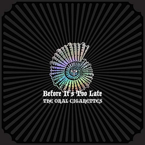 Before It's Too Late 通常盤 2CD