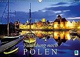 Einladung nach Polen (Wandkalender 2019 DIN A3 quer): Warschau, Weichsel, Wisente - Erleben Sie Polen (Monatskalender, 14 Seiten ) (CALVENDO Orte) - CALVENDO