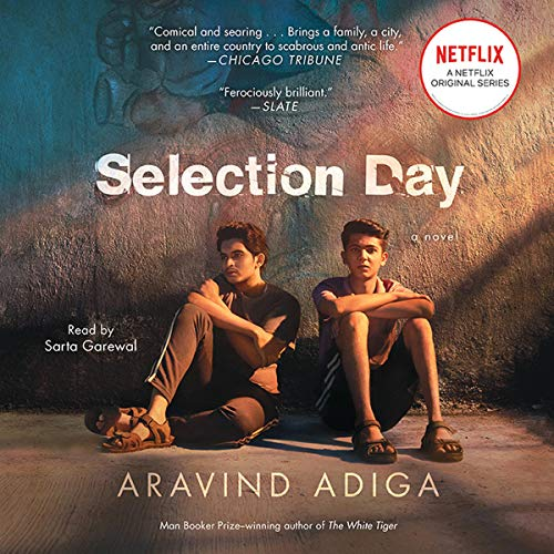Selection Day audiobook cover art