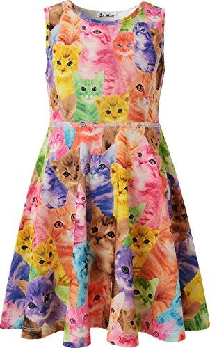 Vestidos Para Niña Coppel marca Jxstar