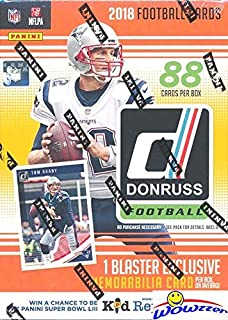 donruss football box