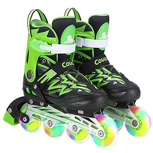 Kids Roller Skates,Patines Poleas,para NiñOs Y NiñAs Principiantes