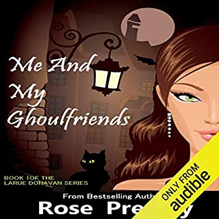 Me and My Ghoulfriends audiobook cover art
