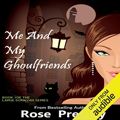 Couverture de Me and My Ghoulfriends