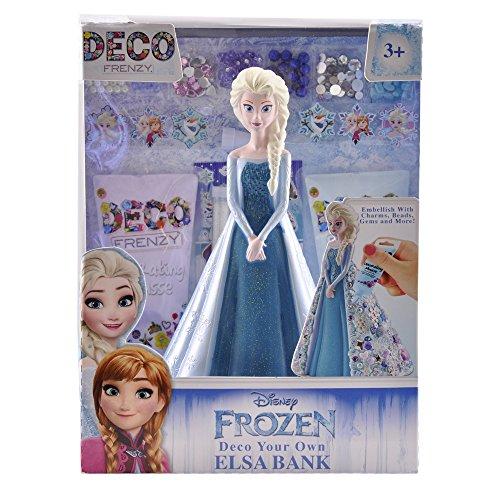Disney Princesas Deco Frenzy huchas Frozen (Cife Spain 41167)