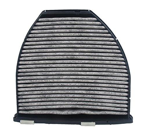 Beehive Filter Remplacer Le Filtre à air de la Cabine Charcoal Carbon (CUK 29 005) 2128300218 2128300318 pour Mercedes-Benz C180 C200 C220 C230 C250 C280 C300 C320 C350 C63 W212 E200 E260 E300