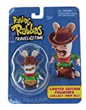 Raving Rabbids 'Travel in Time' Collectible Figurine - 'Cowboy'
