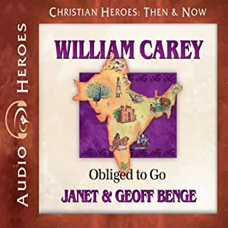 William Carey audiobook cover art