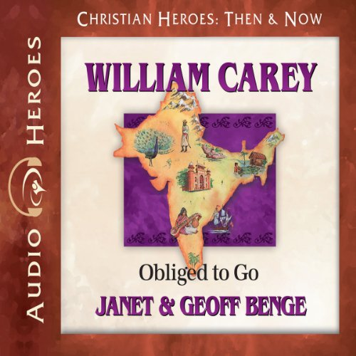 William Carey cover art