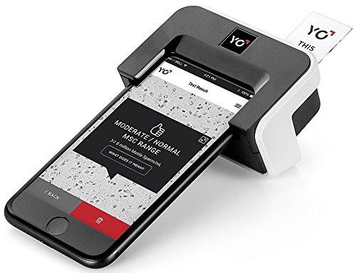 Yo Home Sperm Test für Apple iPhone 7nur (nicht Plus) | motile Sperm Fruchtbarkeit Analyse für Herren | Überprüfen Sie beweglichen Spermien und Videos im | Batch: Angemeldet
