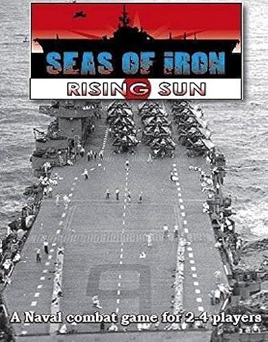 precios bajos todos los dias Seas of Iron - Rising Sun SW by Battle Bunker Bunker Bunker Games  Nuevos productos de artículos novedosos.